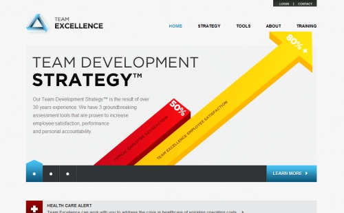 corporate1 Website Design Inspiration