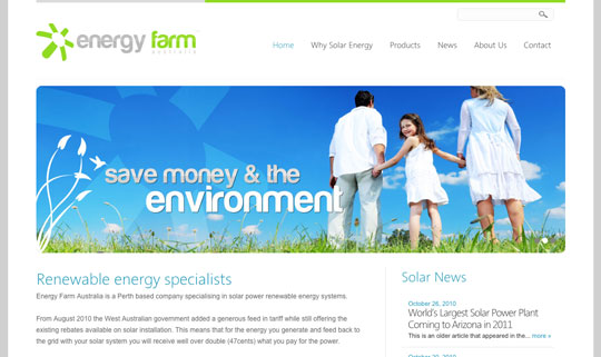 Energy Farm Australia Solar