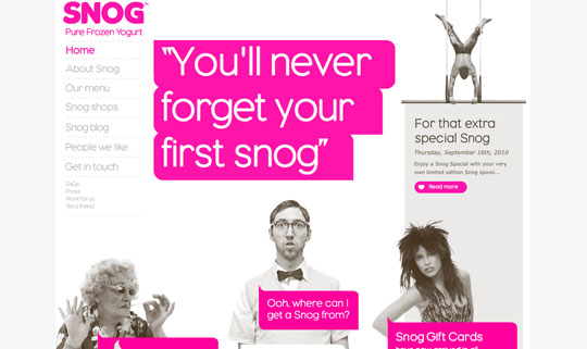 I Fancy A Snog
