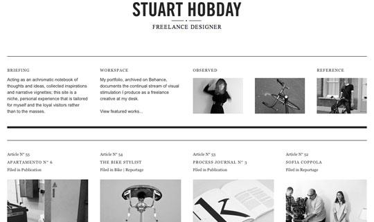 Stuart Hobday